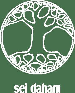 Sei Daham Logo white